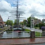 Stadtrundfahrt durch Papenburg