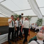 1. Platz: Ringeler Partycrew U21