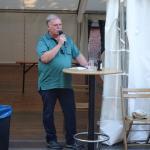 Peter Lutterbey lässt das Schützenfest Revue passieren