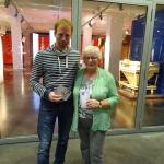 Christel und Christian habe eine Mitgliedschaft im Dr. Oetker Backclub gewonnen. Herzlichen Glückwunsch und gutes Gelingen!