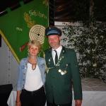 zukünftiges Königspaar 2019: Dirk und Jeanet