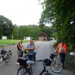Radtour vom Schützenverein Ringel
